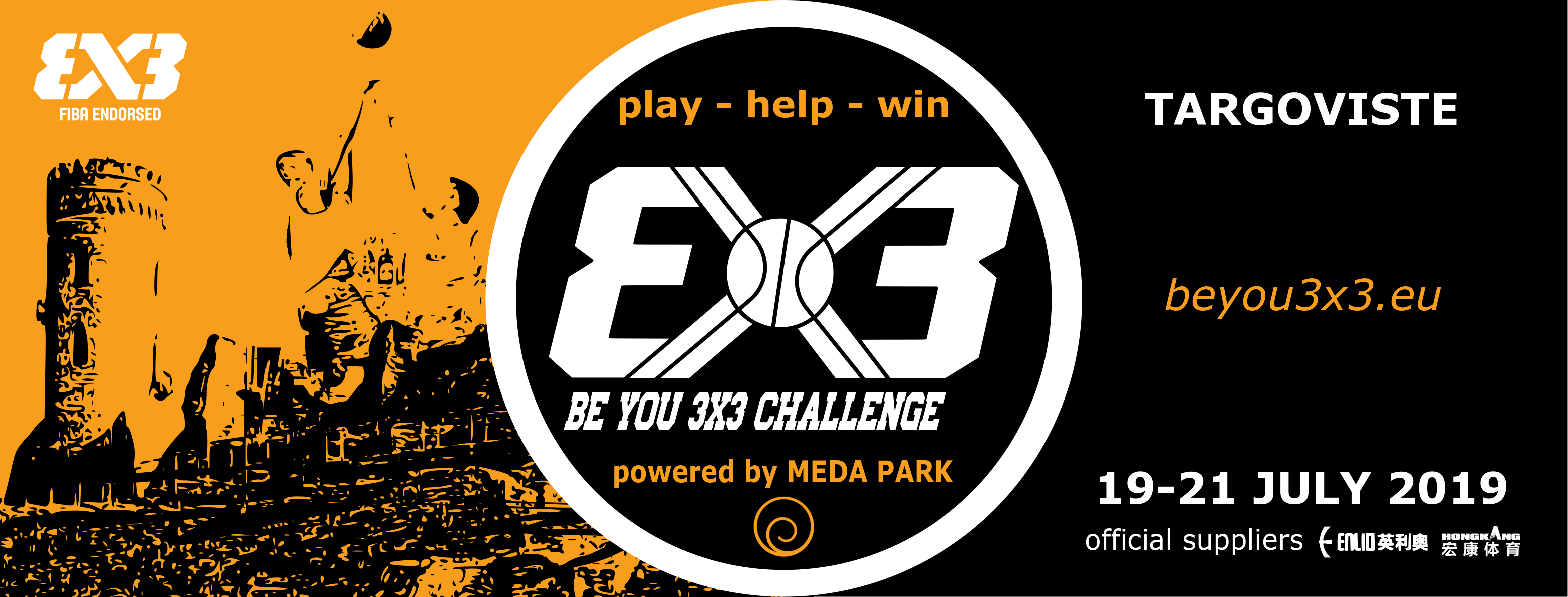 Be You 3X3 Challenge powered by Meda Park